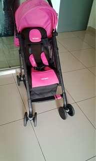 Recaro baby stroller