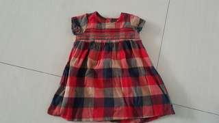 Dress Next baby size 12-18m