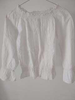 SABRINA TOP WHITE