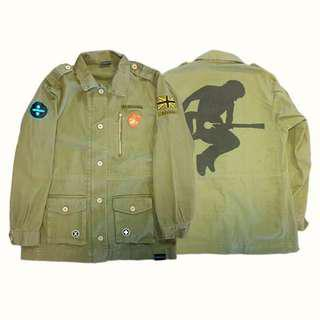 🚚 Ed sheeran Military Jacket