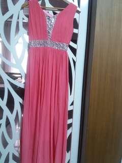 Cinderella Gown - Pink