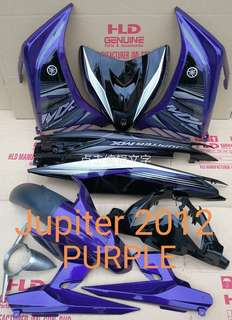 COVER SET JUPITER 2012 LC135