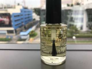 Dead Sea cuticle oil