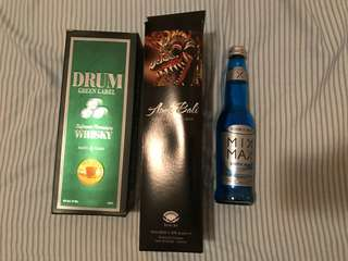 Arak Bali & Drum Green Label