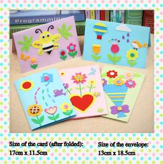 DIY Handcraft Greeting Cards