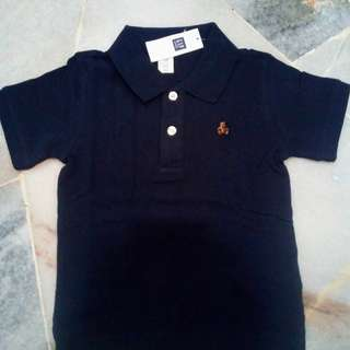 *New* BABY GAP Polo Tee