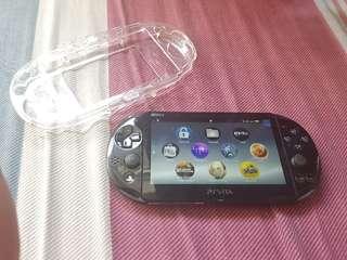 Ps Vita Slim 16gb h encore mod (can play psp/ps1/vita free)