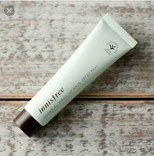 Innisfree Mineral Makeup Base (Vanilla Green)
