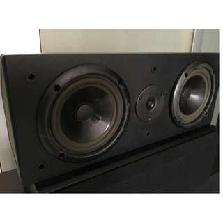 Infinity Video 1 Center Speaker