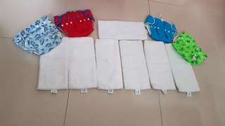 Cloth diaper & Inserts