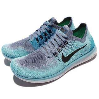 *New* NIKE FREE RUN FLYKNIT ( Grade School )