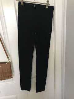 Black work tights