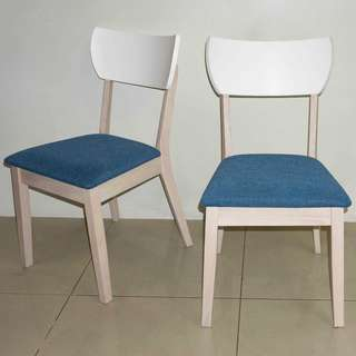 Four (4) Dining Chairs