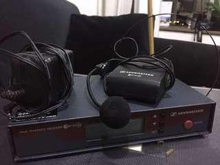 Sennheiser Wireless Mic Headset Ew100G2