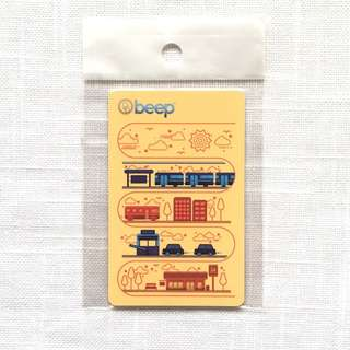 Limited Edition Beep Card