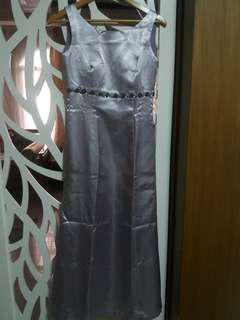 Made To Order - Violet Gown