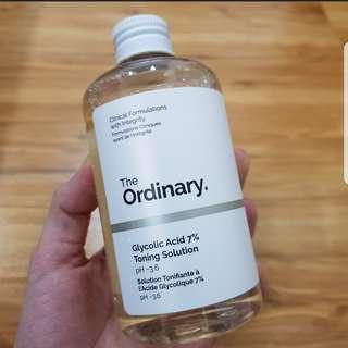 The Ordinary Glycolic Acid #july70