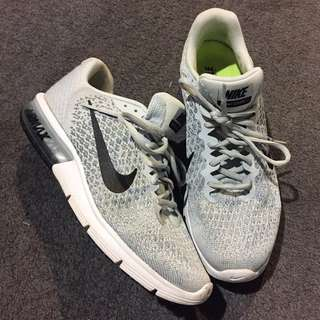 Nike Air Max Sequent 2 Grey men's size 9.5