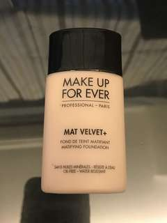 Mat Velvet Foundation #25