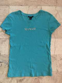 Original MANGO shirt