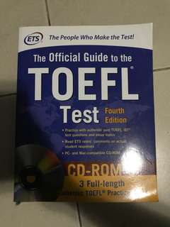 Toefl 4th edition