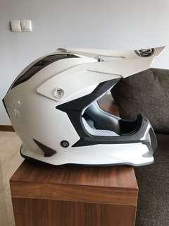KYT Strike Eagle (M size) motocross helmet