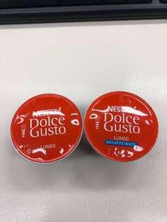 Nescafé Dolce Gusto 咖啡☕️- 共12個capsules
