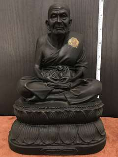LP Thuad Bucha. Wat Kok Semengkoon. 2554. $280