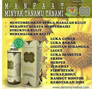 Minyak Tanamu Tanami Asli Bali | Herbal dan Rempah2 Asli 100% | Telp or Wa : 081386294009