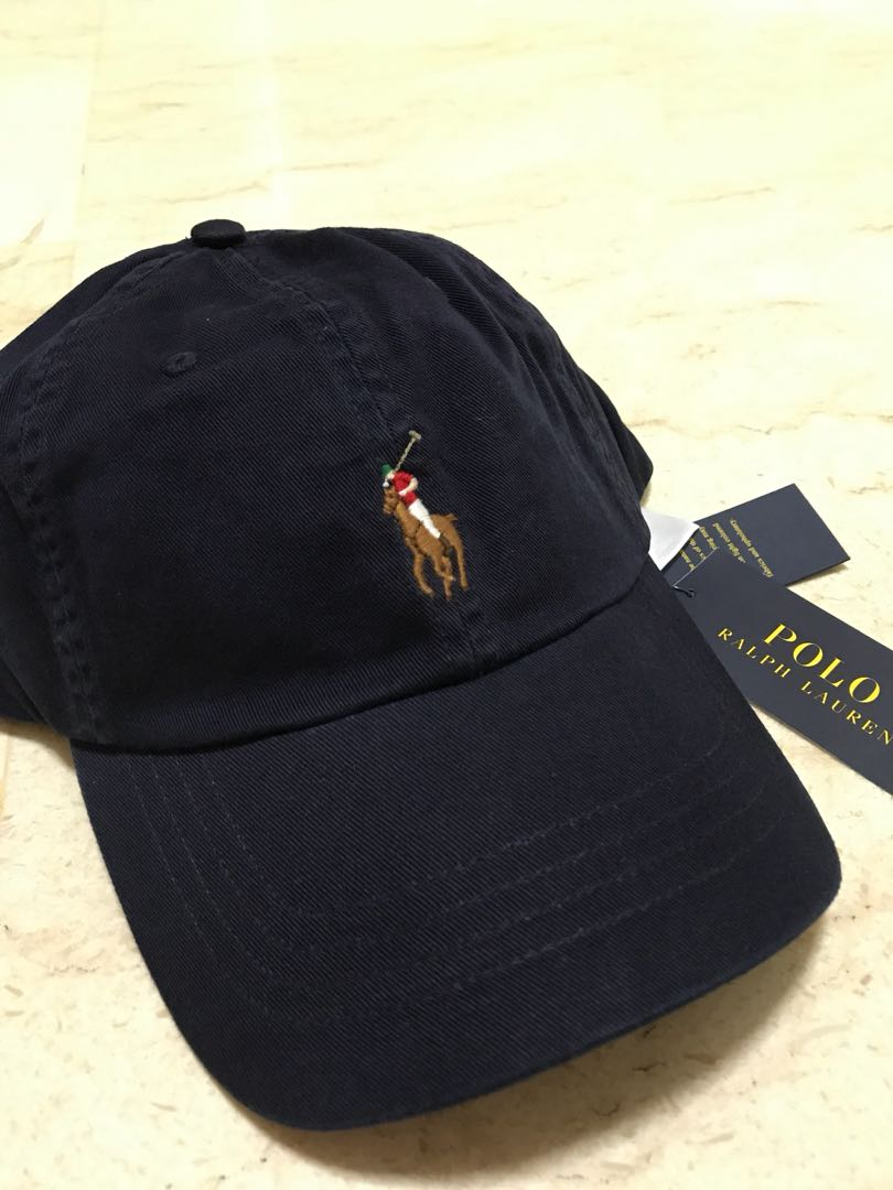 51299136 100% AUTHENTIC BNWT Polo Ralph Lauren Cap, Men's Fashion, Accessories, Caps  & Hats on Carousell