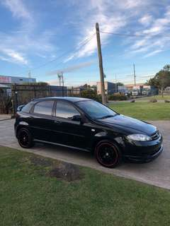 Holden Viva