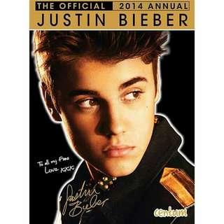 2 Justin Bieber books