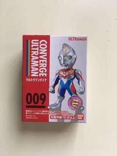 Ultraman Converge #9 咸蛋 咸旦 超人