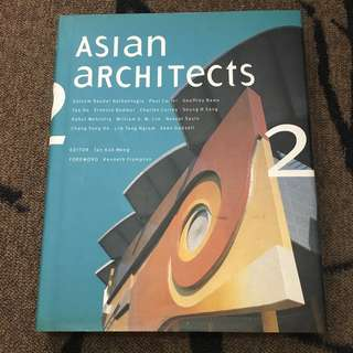 Asian Architects 2