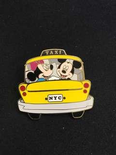 迪士尼徽章米奇米妮