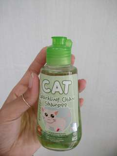 Shampoo kucing Raid All