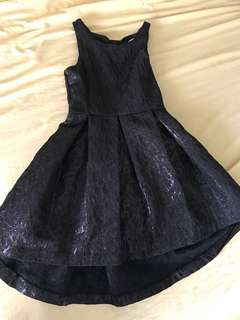 H&M Black Dress
