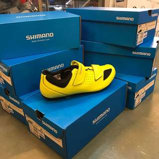 COMBO SET SHIMANO ROADBIKE SHOE AND PEDAL