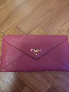 Prada wallet (for serious buyer only)