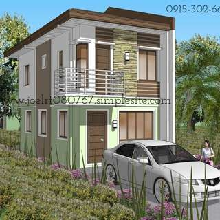 Corner Lot House and Lot in North Olympus Subd. Zabarte Road, 3bedrooms 2toilet