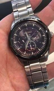 全新特價限量一隻❗️❗️藍寶石鏡面精工錶🔥太陽能🌞永久不用換電😍👍🏻手快有手慢冇💕兩年保養