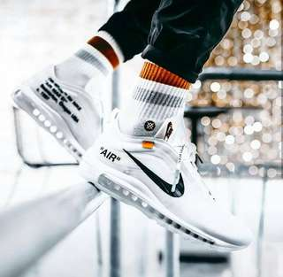 Nike Airmax 97 x Offwhite