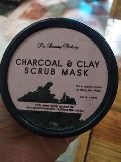 Charcoal & Clay Scrub Mask