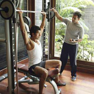 Personal Training by certified male Personal Trainers