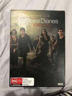 Vampire Diaries Complete 6 Seasons