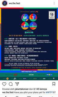 We The Fest WTF Day 3