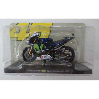 BIKE MODEL (VALENTINO ROSSI R46)