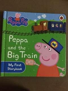 Peppa pig board book
