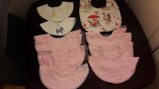 Felt Baby Bibs (RM20 for all)