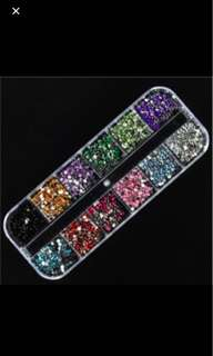 Rhinestone Decoration For Cell Phone/ Nails/ Crafts/ Greeting Card